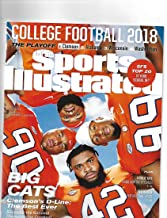 sport's Illustrated august 13 2018 {Clemson Football}