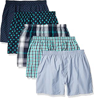 Woven Boxer Underwear Multipack Men's Underpants