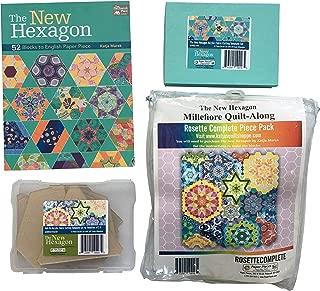 The New Hexagon Quilt Kit by Katja Marek (Millefiore Quilt Along)