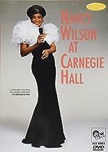 Wilson, Nancy: Carnegie Hall