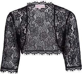 Best plus size lace coat Reviews