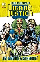 Lendas Do Universo Dc Liga Da Justiça - Vol. 1 (Em Portugues do Brasil)