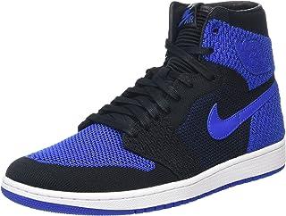 af8f53ffd21 Jordan Nike Mens Air 1 High Flyknit Basketball Shoes