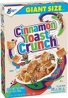 Cinnamon Toast Crunch, Cereal with Whole Grain, 27 oz