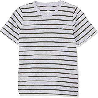 Mossimo Boys' Kids Cruz Crew tee, Grey Marle