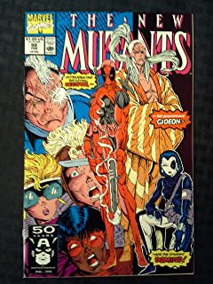 The New Mutants, No. 98