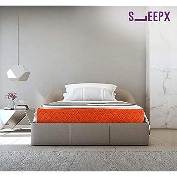 SleepX  Brill PU Foam Mattress - (72x36x5 Inches)