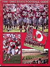Ohio State Buckeyes NCAA Football Media Guide & Yearbook 1991-pix-stats-info-FN