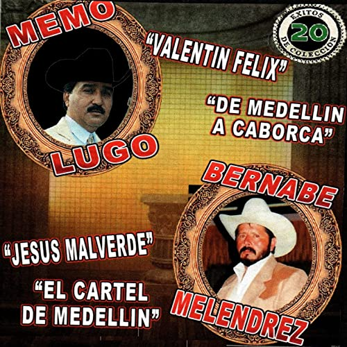 El Cartel De Medellin by Memo Lugo Y Bernabe Melendrez on ...