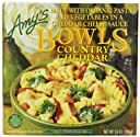 Amy's Bowls, Country Cheddar & Vegetable, 9.5 oz (Frozen)