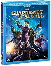Guardianes De La Galaxia Pelicula En Blu-ray + Dvd Edicion Latina