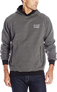 Caterpillar Men's Armor Banner Hooded Sweatshirt