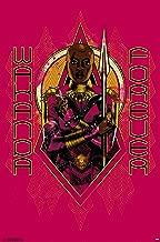 Trends International MCU - Black Panther - Wakanda Forever Wall Poster, 22.375