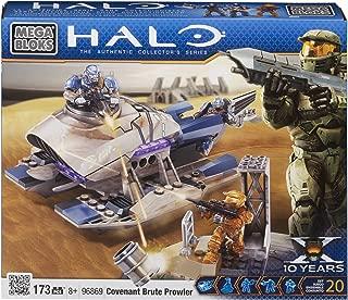 Mega Bloks Halo Covenant Brute Prowler set 96869