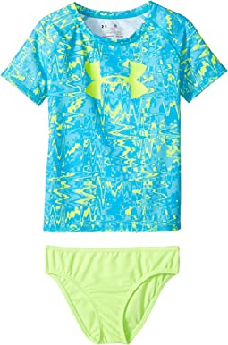 Under Armour Kids - Pop Dazz Rashguard Set (Big Kids)