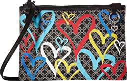 Brighton - Initially Yours Heartburst Pouch