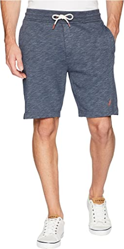 Marled Sweat Shorts