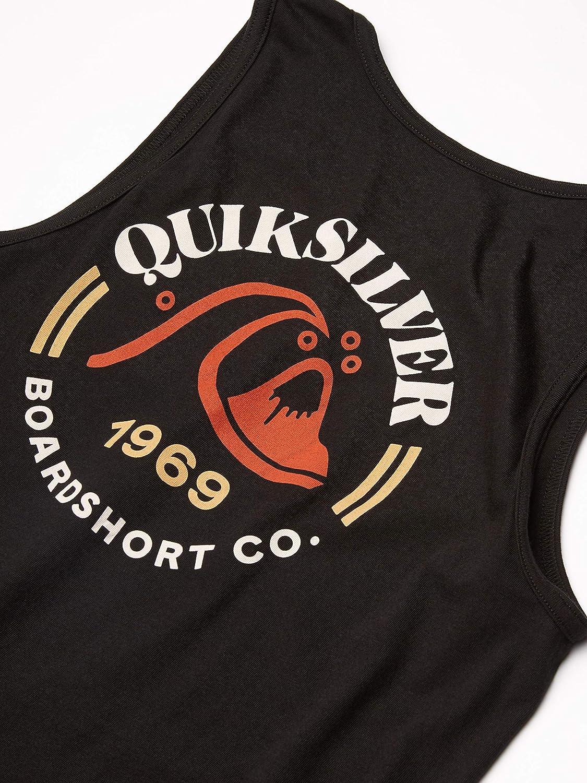 Quiksilver Mens Sunburst Minds Tank