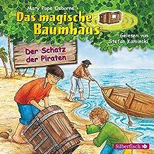 Der Schatz der Piraten: Das magische Baumhaus 4