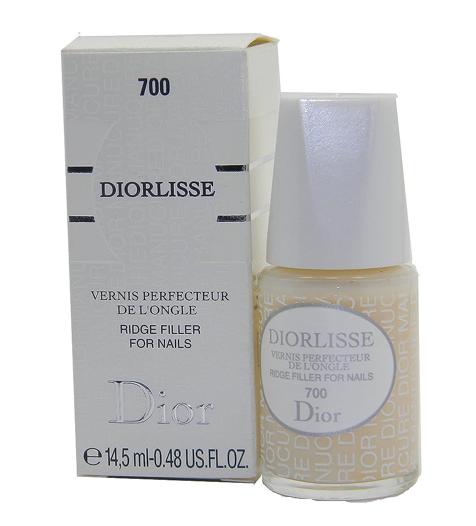 霧深いコントローラ犬Dior Diorlisse Ridge Filler For Nail 700(ディオールリス リッジフィラー フォーネイル 700)[海外直送品] [並行輸入品]