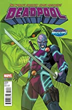 Deadpool (Issue #11 -Horsemen of Apocalypse Variant)