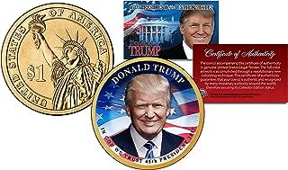 2016 trump dollar