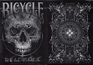 Bicycle Dead Soul Playing Cards Poker Size Deck USPCC Custom Limited Edition