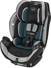 evenflo rightfit booster car seat hollyhock