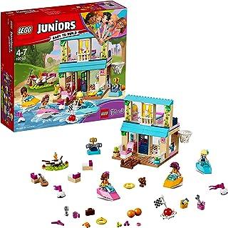 """レゴ(LEGO)ジュニア フレンズ """"ステファニーのみずうみハウス"""" 10763"""
