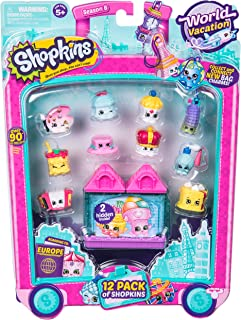 Shopkins World Vacation (Europe) -12 Pack