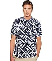 Penfield - Elba Geo Short Sleeve Shirt