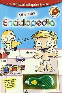 Mi Primera Enciclopedia/My First Encyclopedia (Raton Magico / Magic Mouse) (Spanish Edition)