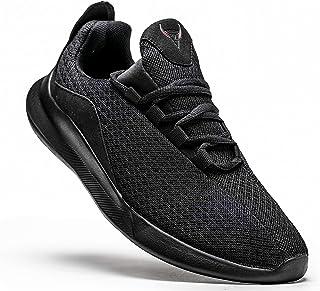 KUTHAENDO Laufschuhe Herren Running Schuhe Sportschuhe Straßenlaufschuhe Sneaker Outdoor Fitness Tennisschuhe Walkingschuh...