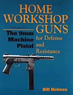 The 9mm Machine Pistol