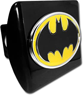 batman yellow oval