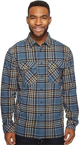Jasper Long Sleeve Heavyweight Flannel