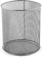 Design Ideas Mesh Utensil Cup/Organizer, Silver