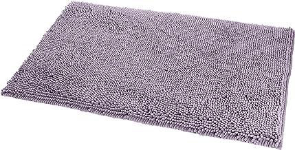 AmazonBasics antypoślizgowy dywan z mikrofibry, 53 x 81 cm, lawenda