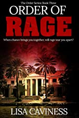Order of Rage (The Order Series Book 3) Kindle Edition