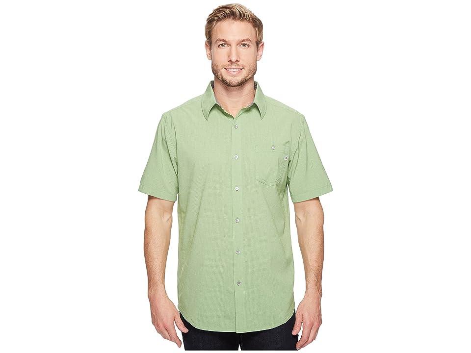 Marmot Windshear Short Sleeve (Field Green) Men