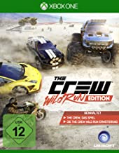 Ubisoft The Crew Wild Run Edition Xbox One Básico Xbox One DEU vídeo - Juego (Xbox One, Racing, Modo multijugador, T (Teen))
