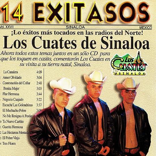 Contestacion del Collar by Los Cuates De Sinaloa on Amazon Music - Amazon.com