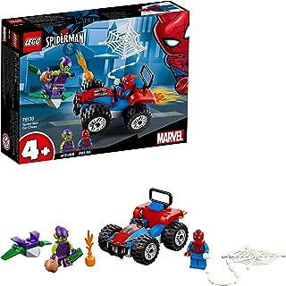Lego Spider-man Car Chase 41358