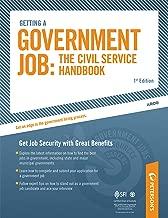 Getting a Government Job:  The Civil Service Handbook (Peterson's Getting a Government Job: The Civil Service Handbook)