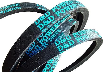 D/&D PowerDrive 4PJ1549 Metric Standard Replacement Belt