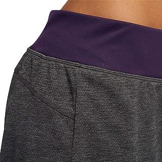 Pantalones Cortos Soft Touch 2 en 1 para Mujer, Color Gris Oscuro, Lila