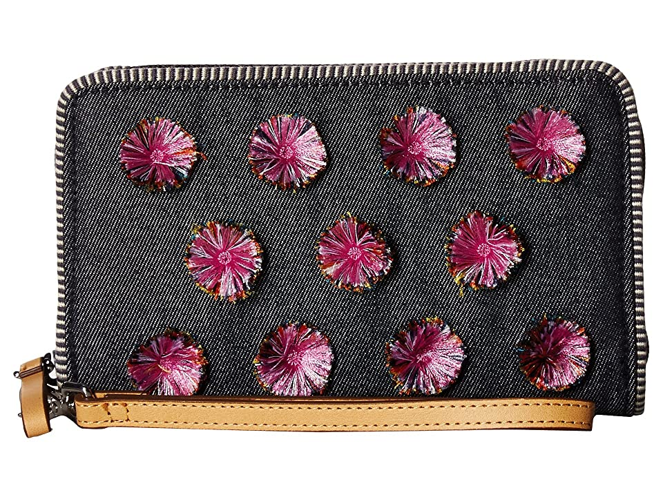 Vera Bradley RFID Grab Go Wristlet (Summer Vibes) Wristlet Handbags