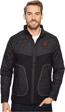 Spyder - Ouzo Full Snap Lightweight Stryke Jacket