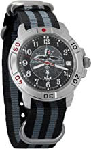 Vostok Komandirskie Mechanical Mens Military Wrist Watch 431831