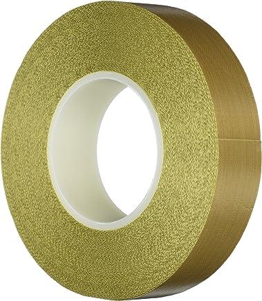 Teflon 21-3S Teflon Coated Tape 1.5 x 36 Yards 1.5 x 36 Yards CS Hyde Company Inc 21-3S-1.5-36 Silicone Adhesive